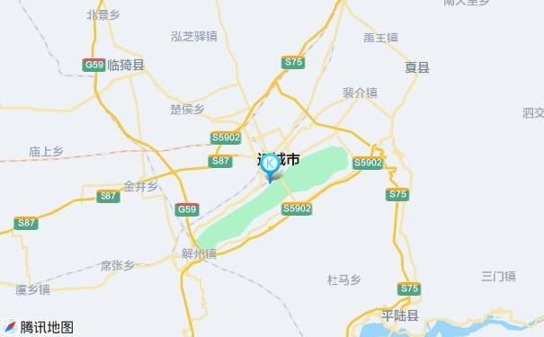 广州到运城货运专线