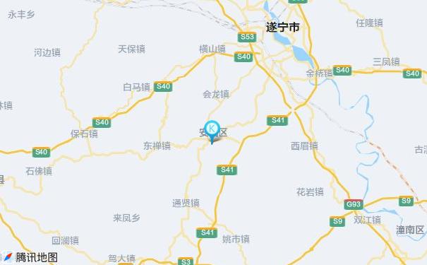 广州到遂宁货运专线