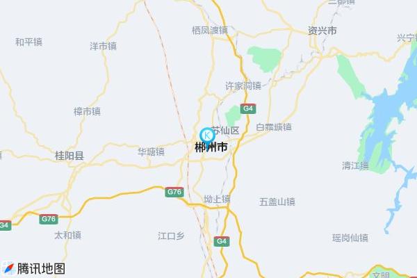 广州到郴州长途搬家