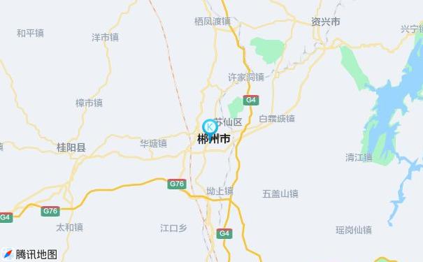 广州到郴州货运专线