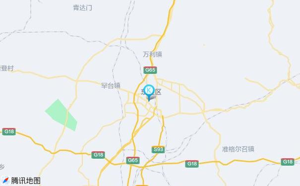广州到鄂尔多斯货运专线