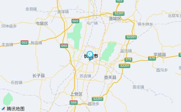 广州到长治货运专线