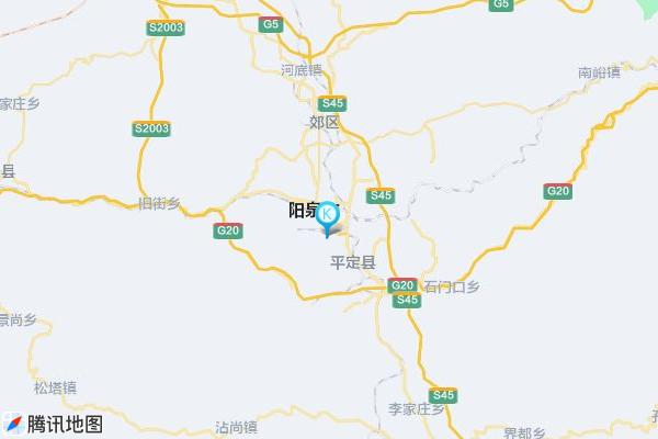 广州到阳泉长途搬家