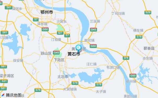 广州到黄石货运专线