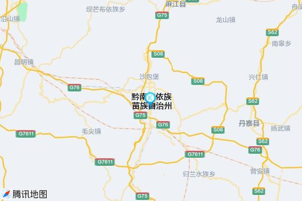 广州到黔南长途搬家