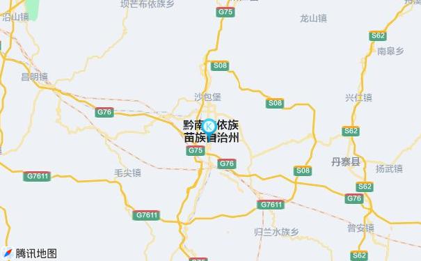 广州到黔南货运专线