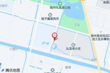 九龙湾润园地图信息
