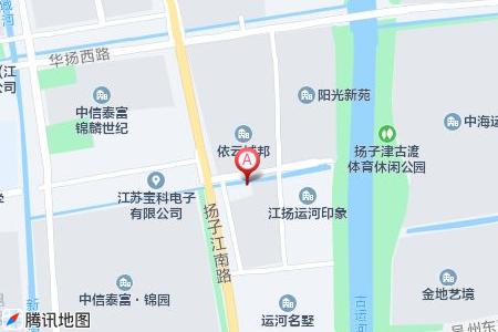 依云城邦地圖信息