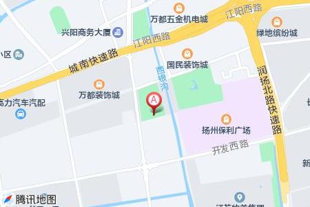 绿地上方公馆地图信息