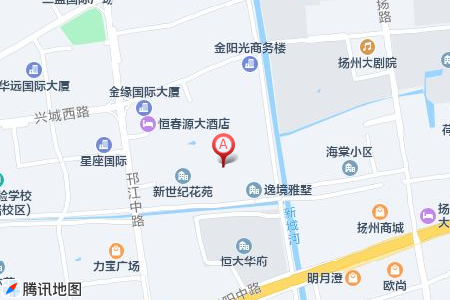 幸福小區地圖信息